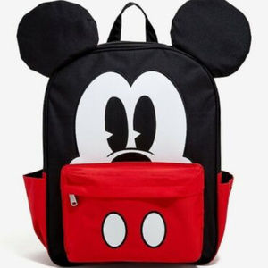 Mickey Mouse backpack features 3D ears